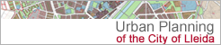 Urban Planning of the city of Lleida
